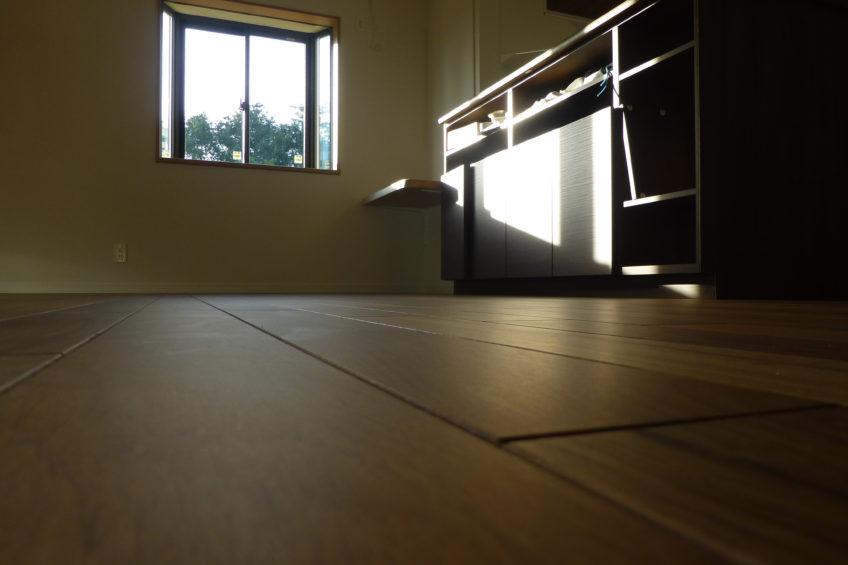 埼玉県のほぼ中央で  ポツンと木の家  完成見学会【江戸川】
